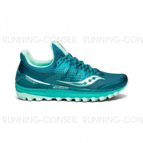 SAUCONY XODUS ISO 2 Femme | Collection Automne Hiver 2018