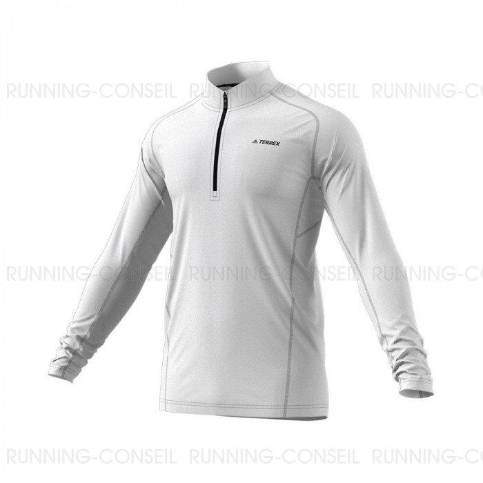 t shirt running homme adidas