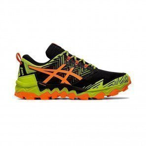 ASICS GEL-FUJITRABUCO 8 Homme | Neonlime / Shocking Orange