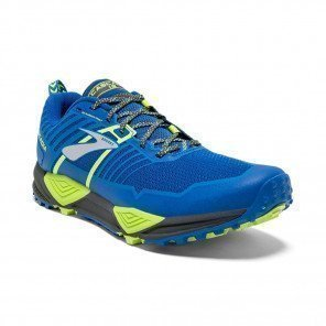 BROOKS CASCADIA 13 Homme Blue/Black/Lime | Collection Automne Hiver 2018