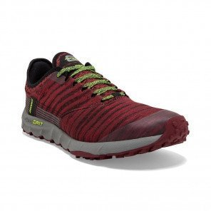 BROOKS PUREGRIT 8 Homme | Biking Red / Red / Nightlife