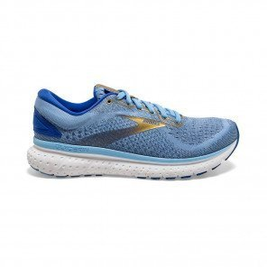 BROOKS GLYCERIN 18 Femme Cornflower/Blue/Gold