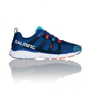 SALMING ENROUTE 2 Homme | Limoges Blue / Blue Atoll Grey / Black