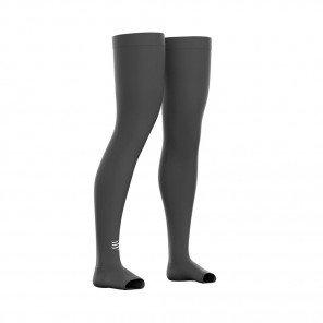 COMPRESSPORT Bas de Compression TOTAL FULL LEG | Noir
