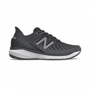 NEW BALANCE Fresh Foam 860v11 (D) Homme White with Black & Phantom